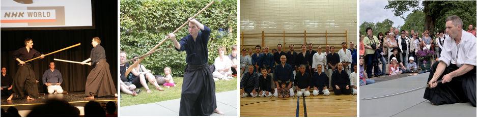 Kobukai Berlin e.V. : Kenjutsu, Iaijutsu, Bojutsu und Naginatajutsu in Berlin Wedding