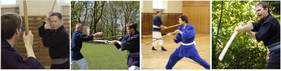 Kenjutsu Training für Einsteiger